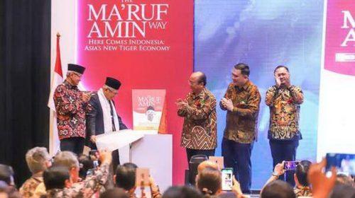 Tulis Buku 'The Ma'ruf Amin Way', Sahala Panggabean: 2020, Era 'Start Up Cooperative' dan Peta Jalan Menahan Resesi