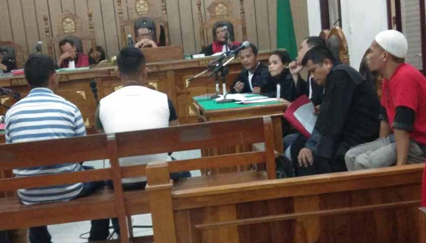 Kirim Ganja Lewat Jasa Pos Tanjungbalai, PH Terdakwa Tanyakan 'Nasib' si Pengirim