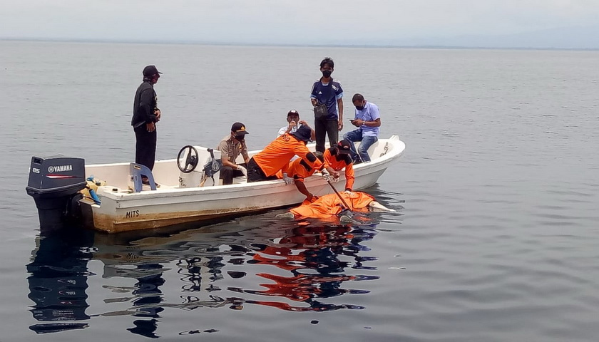 Sesosok Mayat Ditemukan Mengapung di Perairan Aceh Singkil