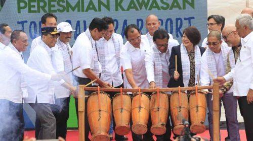 Pembangunan Insfratuktur dan Utilitas Dasar Danau Toba, Pemerintah Gelontorkan Rp4,04 Triliun