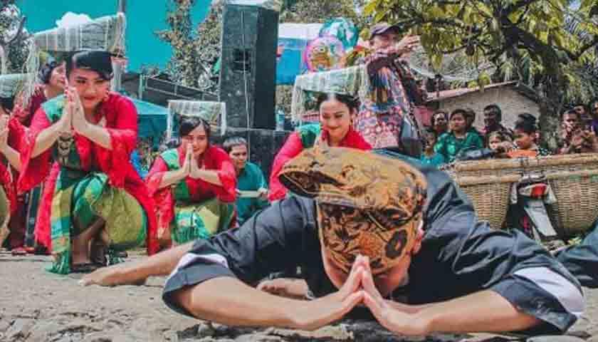 Tortor Sombah Simalungun Ditetapkan Warisan Budaya Takbenda