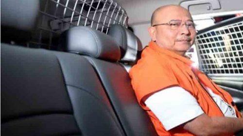 Sah.!!! Dzulmi Eldin, Walikota Medan Tersangka Suap, Ditahan!
