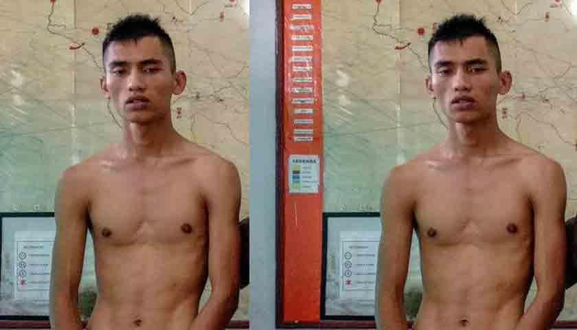 Kisah Daniel Na-70, Anggota TNI Gadungan Siantar, Dilapor Camer Simamora, Ditangkap di Dairi