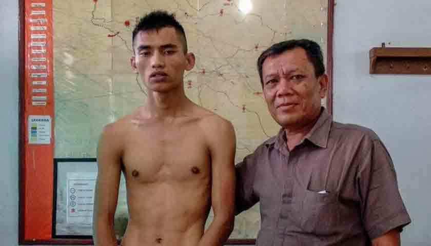 Anggota TNI gadungan2