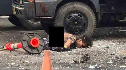 BREAKING NEWS..!!! Bom Bunuh Diri Meledak di Kantin Polrestabes Medan
