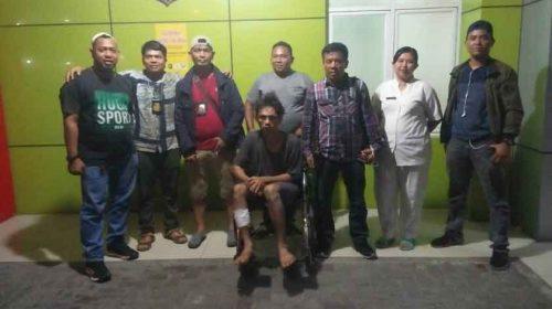 DPO Curanmor Roboh Ditembak Reskrim Patumbak
