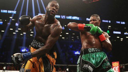 Deontay Wilder Targetkan Pukul KO Ortiz Lebih Cepat