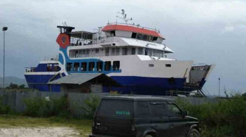 Mirip Ihan Batak, KMP Danau Toba II Diupayakan Beroperasi Tahun Baru 2020