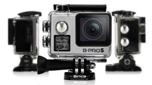 Kamera Aksi Brica Pro 5 Alpha Edition, Ramah Kantong Untuk Pemula