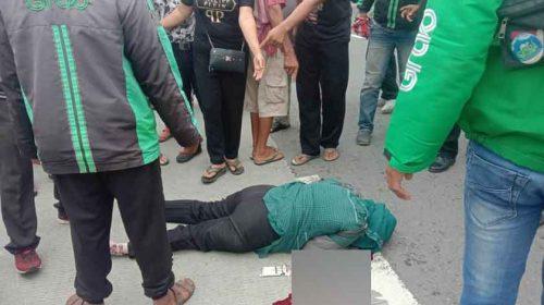 Korban Tabrak Lari, Pengendara Scoopy Sekarat