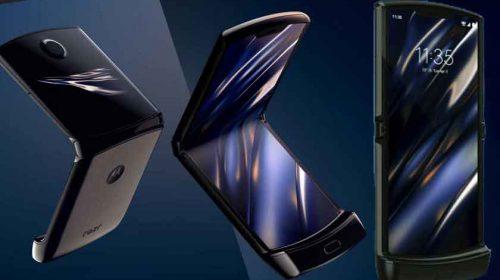 Layar Motorola Razr Lebih Baik dari Samsung Galaxy Fold, Ini Alasannya
