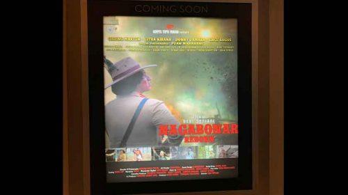 Naga Bonar Reborn Segera Tayang di Bioskop