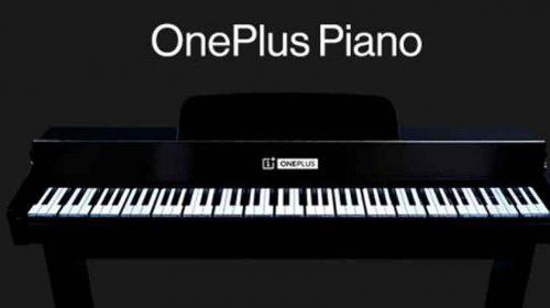 OnePlus Luncurkan Piano, Terbuat dari 17 Ponsel