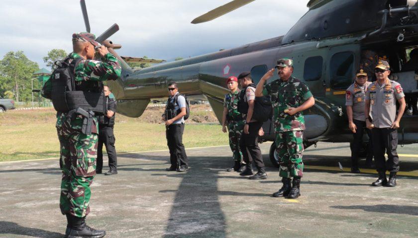 Lagi, PanglimaTNI Kunjungi Papua, Ini Tujuannya!