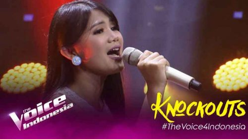 Tesa Manalu, Anak Parrengge-rengge Asal Tarutung Tembus Finalis The Voice of Indonesia