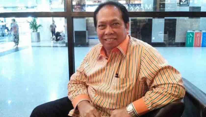Anton Sihombing 'Incar' Kursi Walikota Siantar dan Bupati Simalungun