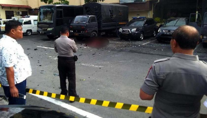 Nama-nama Korban Terluka Bom Bunuh Diri Mapolrestabes Medan