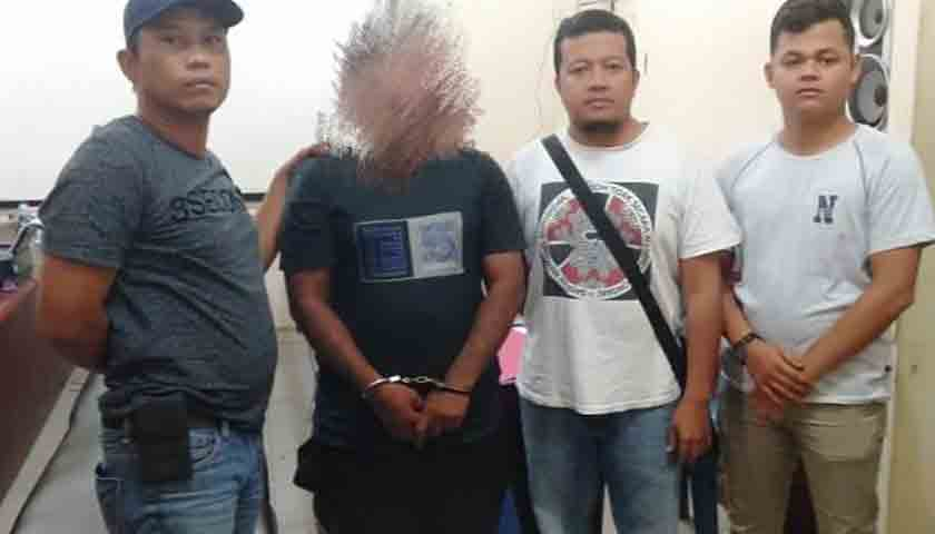 Sial..!!! Curi Sarang Walet, Angkut Diangkut Polisi