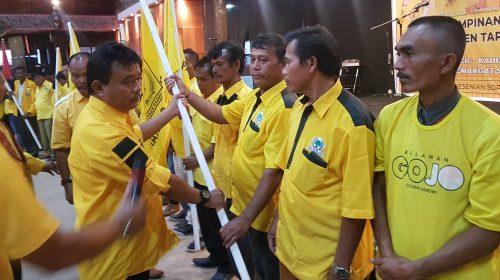 FL Fernando Simanjuntak: Partai Golkar Harus Bersama Pemerintah
