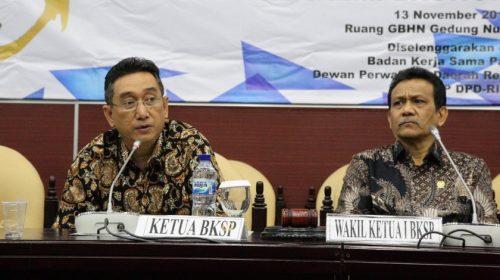 BKSP DPD RI Dorong Daerah Maju Melalui Industri Digital