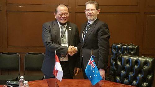 Tentang Papua, Australia Tegaskan Sekali Lagi, NKRI Harga Mati