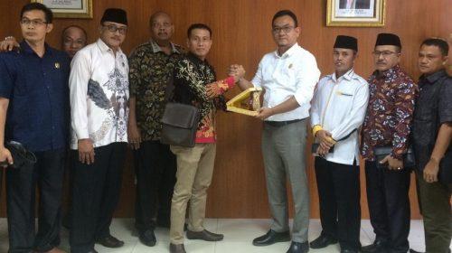 Dalami Kinerja, DPRD Musi Banyuasin Kunjungi DPRD Medan