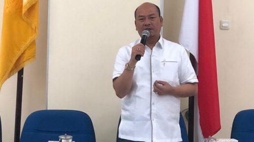 Bupati Taput Narasumber di Kuliah Umum Pasca-Sarjana Fakultas Ekonomi dan Bisnis UI