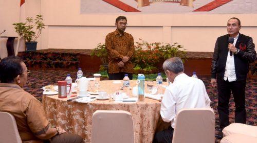 Gubernur Edy Ingatkan Pentingnya  Pemahaman Politik Berintegritas