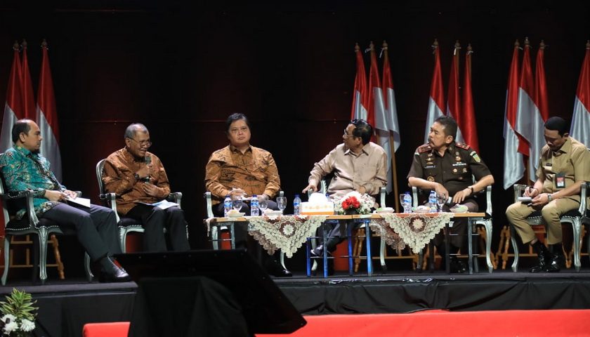 Ketua KPK: Komunikasi dan Soliditas Forkopimda untuk Pencegahan Korupsi