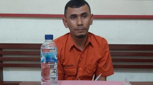 Lagi, Sat Narkoba Polres Aceh Singkil Ciduk Bandar dan Pemakai Sabu