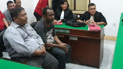 Warga Ethiopia Terima Order Narkotika Jenis Daun Khat Mulai Diadili di PN Medan