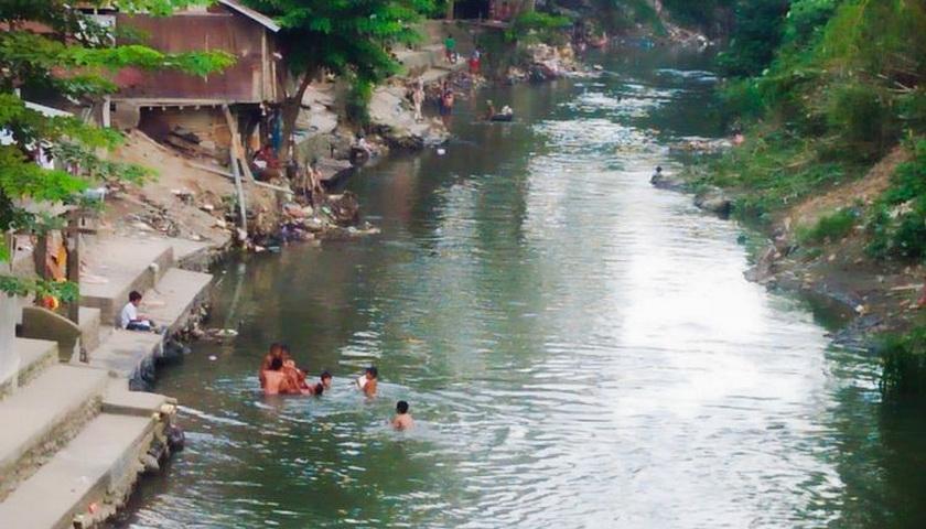 Pendangkalan Sungai Picu Banjir Kota Medan