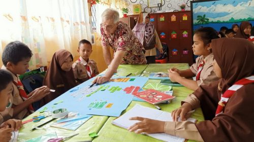 Batubara Akan Jadi Tempat Belajar dan Mitra Baru Tanoto Foundation