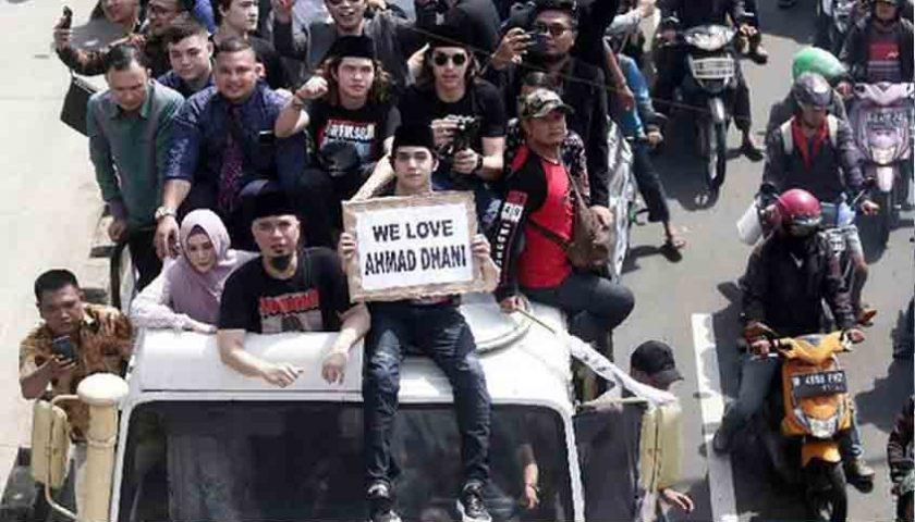 Ahmad Dhani Bebas, Lanjut Jalani Hukuman Kasus Idiot