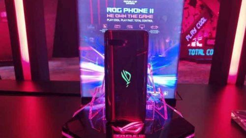 Akhirnya Asus ROG Phone II Mendarat di Indonesia