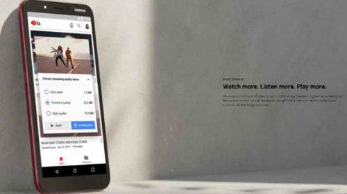 Nokia C1 Resmi Meluncur, Ponsel Murah Meriah Dibekali Android Go