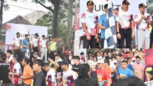 Kolonel Zainuddin Lepas Ribuan Peserta Suunto Half Marathon
