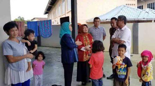 Mida Situmorang dan 5 Anaknya Terlantar di Hutan Malaysia, Nih Reaksi Gubsu