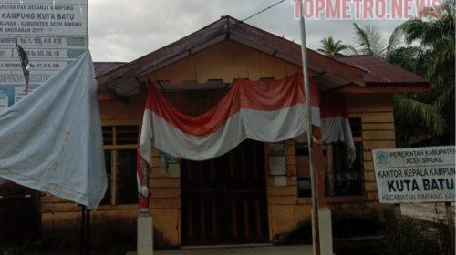 Temuan Inspektorat, eks Kepdes Kuta Batu Aceh Singkil Tilep Dana Desa Ratusan Juta
