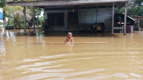 Beberapa Wilayah di Aceh Singkil Terendam Banjir Kiriman