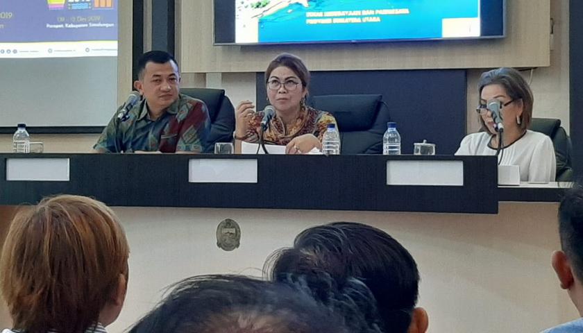 'Bulang Sulappei' Khas Simalungun Akan Pecahkan Rekor di FDT 2019