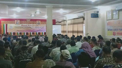 Menyalahgunakan Kewenangannya, 3 Kepdes di Aceh Singkil Jadi Sorotan Kejari