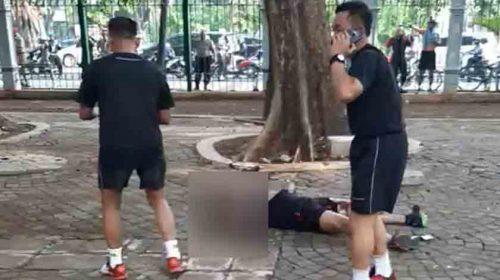 Granat Meledak 2 Anggota TNI Terluka di Monas