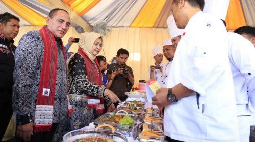 Festival Danau Toba 2019 Resmi Ditutup