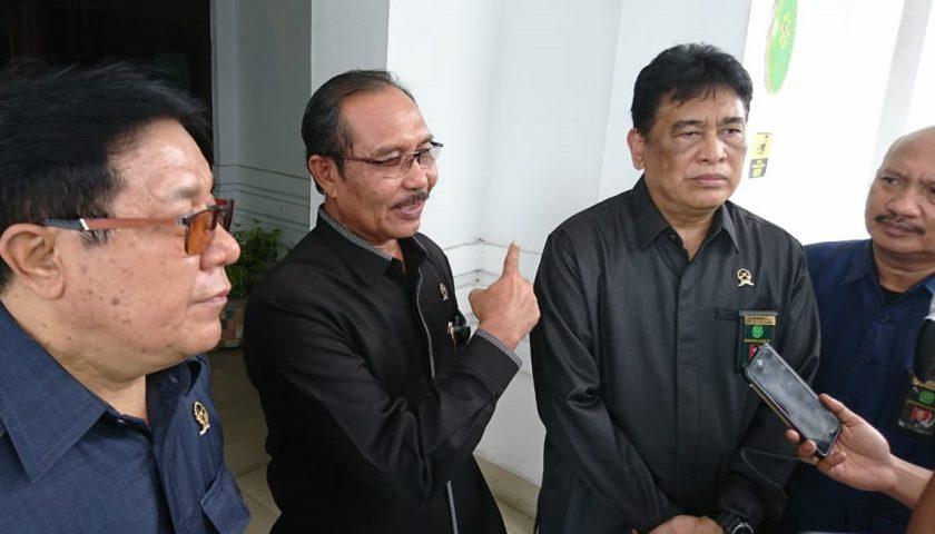 Ketua PN Medan Telusuri Berkas Perkara yang Ditangani Hakim Jamaluddin