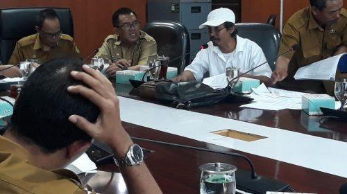 Komisi III DPRD Medan Pesimis Dinas Perdagangan Capai Target