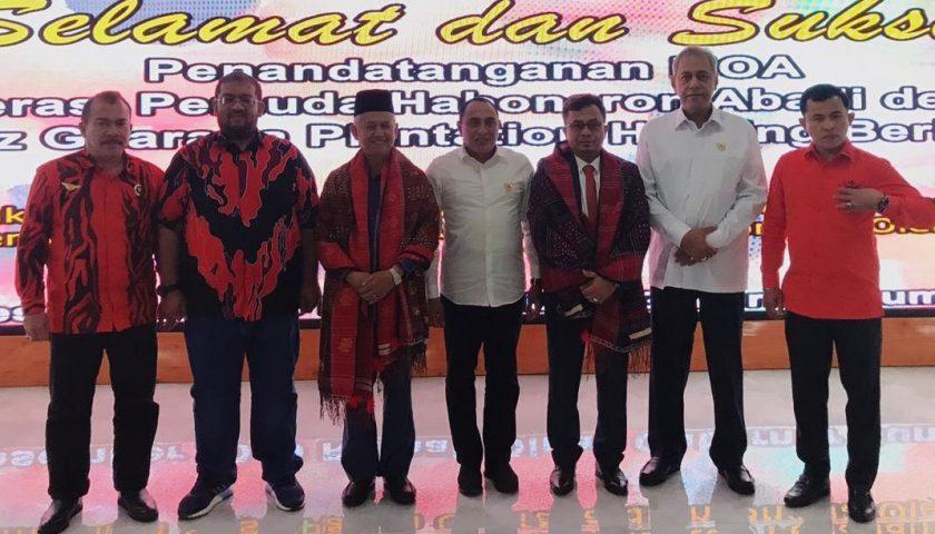 MoA KPHA dengan Ritz Guarana, Angin Segar Bagi Perekonomian Indonesia