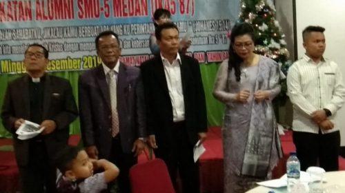 Perayaan Natal Ikatan Alumni SMAN (Ika) 5 '87 Hikmat