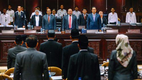 RUU Daerah Kepulauan Inisiatif DPD RI Masuk Dalam Prolegnas Prioritas 2020