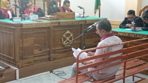Korupsi Rp1,3 M Pekerjaan Kapal, Mantan Dirut dan Staf PT Pelindo I Mulai Diadili